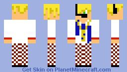 Mr. Singy Minecraft Skin
