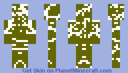 Mummy Minecraft Skin
