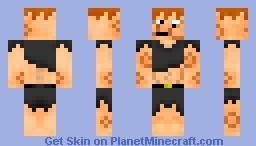 Mutated Citizen (3D Parts) (Contest) Minecraft Skin