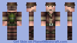 My Take On: Paulsoaresjr Minecraft Skin