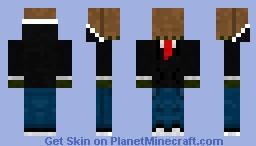 My current skin (Idek) Minecraft Skin