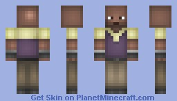 Left for Dead 2 Coach Minecraft Skin