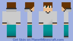 Attempt At My Horrible Skinning Skills xD Minecraft Skin