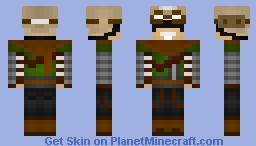 Skylord of Somesort Minecraft Skin