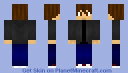 ME! [The end of all things] :D:D:D:D:D Minecraft Skin
