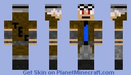 My Tekkit Skin Minecraft Skin