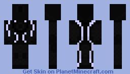 Tron Program Minecraft Skin