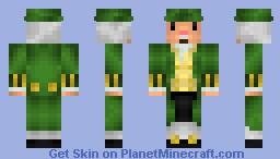 Gnome Paron Minecraft Skin