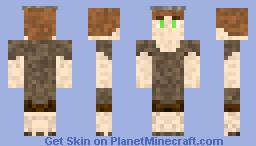 Homeless Orphan (Contest) Minecraft Skin