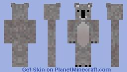 Naked Koala