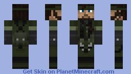 Metal Gear Solid 3: Naked Snake [Final 'Stache Edit] Minecraft