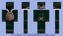 Gas Trooper Minecraft Skin