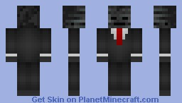 Wither Skeleton in a Suit *~*~*REQUEST*~*~*