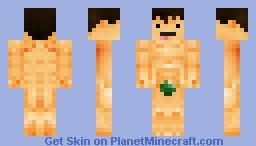 Ba-Derpa The Frog-Boy 2! Minecraft Skin