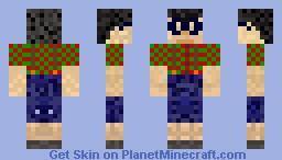 Nerd Skin! Minecraft Skin