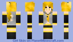 Akita Neru Minecraft