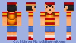 Jay539 Minecraft Skin