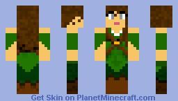 Irileth Minecraft Skin