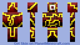 Nether Cyclops Minecraft Skin