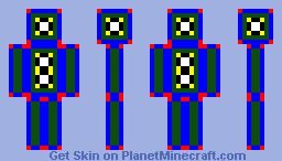 The Ord*mathar98 creation* Minecraft Skin