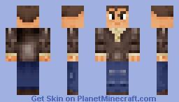 Mr.Adventure Dude Minecraft Skin