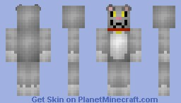 Derpy Kitteh (Inspired by my cats) Minecraft Skin