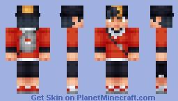 Pokemon Trainer Gold Minecraft Skin
