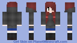 Another Persona! x3 Minecraft Skin