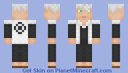 Toshiro Hitsugaya ((Request)) Minecraft