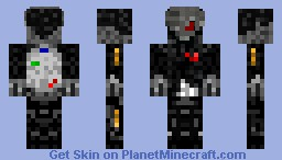 Nexus Minecraft Skin