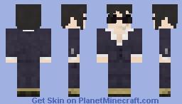 [トライガン] ニコラス・D・ウルフウッド / Nicholas D. Wolfwood | 1.0.0 Minecraft Skin