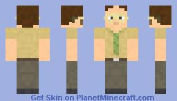 Nilesy Minecraft Skin