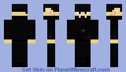Ninja_Fennec (Requested Random Skin, 3-D Ears) Minecraft Skin