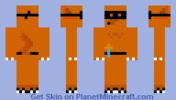 NinjaFennec Minecraft Skin