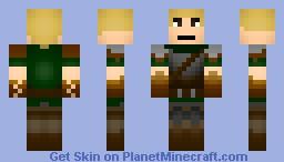 Ranger / Rogue Minecraft Skin