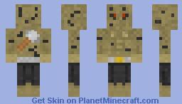 Nogathius, the blacksmith of the world Minecraft Skin