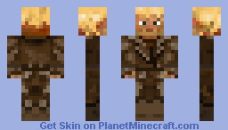 Skyrim Skins: Nord Thief (REQUESTED) Minecraft Skin