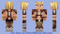 Nord - Skyrim Minecraft Skin