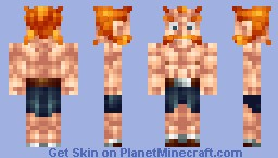 Celtic Mercenary [9th place Medieval Skin Contest] [Concept Art Included!] Minecraft Skin