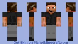 Normal Guy Minecraft Skin