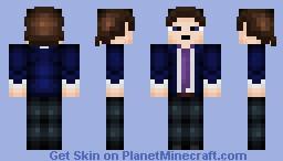 Not yo' Reglar' Limo Driver Minecraft Skin