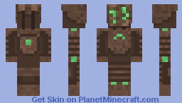 Bio-Tech Armor Minecraft Skin