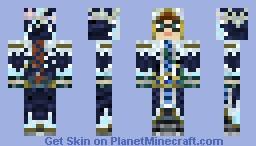 Frost Minecraft Skin
