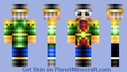 NutCracker (80 subs specials) Minecraft Skin