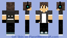 Young Teen Minecraft Skin