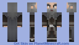 Oin (The Hobbit) Minecraft Skin