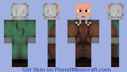Oin - Dwarf from 'The Hobbit' Minecraft Skin