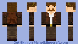 Adventurer (Better in Game) Minecraft Skin