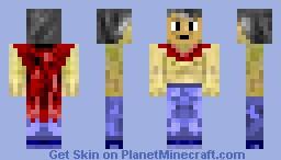 Jamey Thron Minecraft Skin
