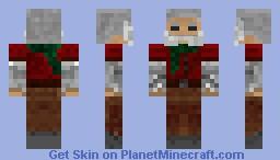 Granddad Old Minecraft Skin